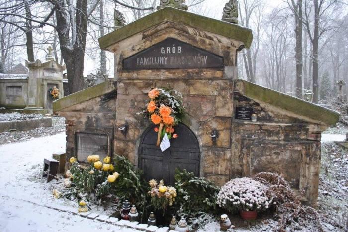 Rakowicki cemetery, Krakow Poland funeral